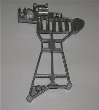 Die Cast Bracket for Defribillator