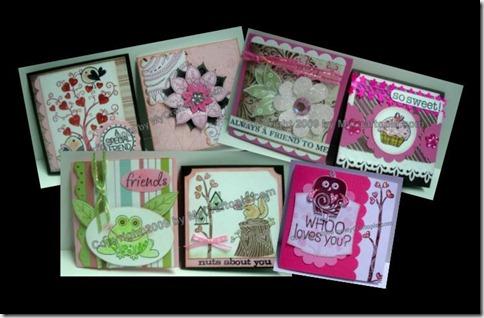 Mini Cards 2009 Kit 1