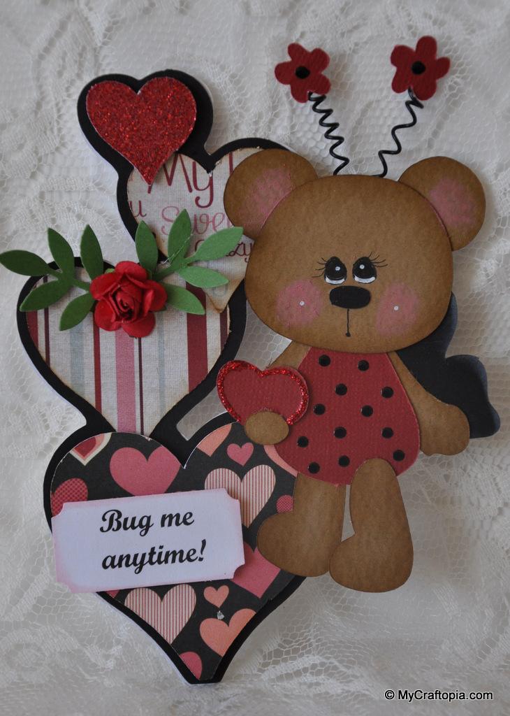 Bug Bear Valentine