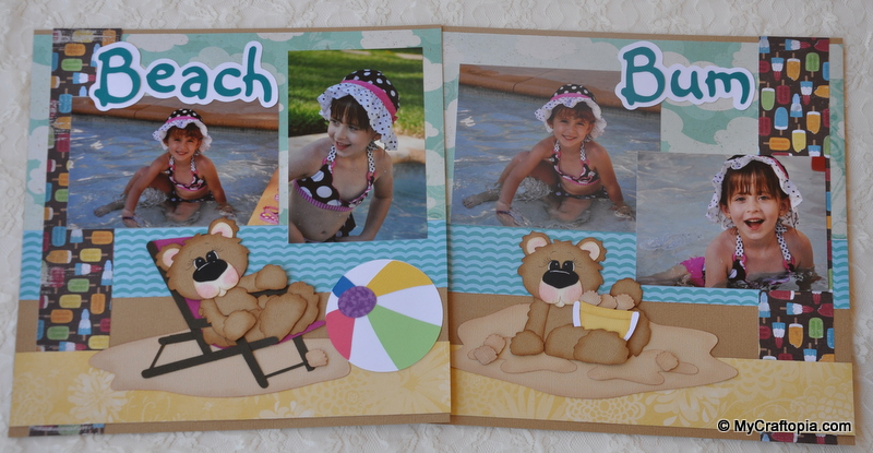 Beach Bear Fun 2