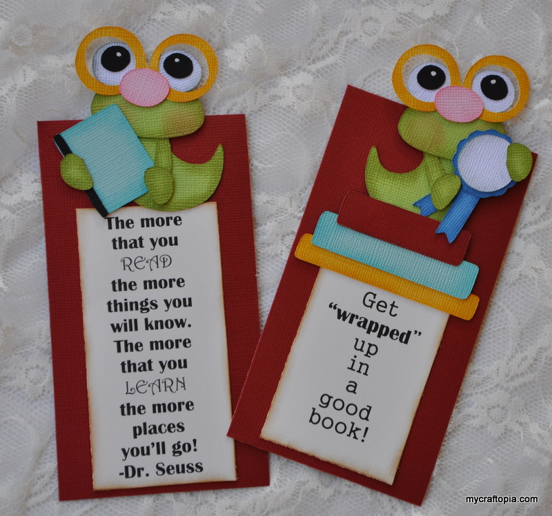 Hop Candy Bookmarks