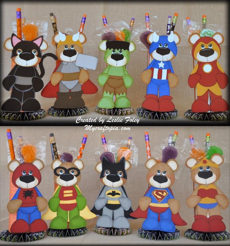 Costume Bears