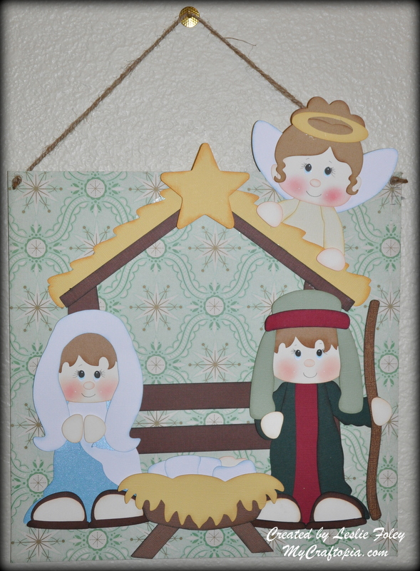Nativity Hanger