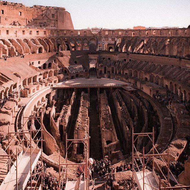 Journey back to the early civilization - while theColosseumstands, Rome shall stand; when theColosseumfalls, Rome shall fall; when Rome falls, the world shall fall . . . . #ancientruins #visititaly #unlimiteditaly #topitalyphoto #ig_europe #unlimitedeurope #letsgoeverywhere #travelgram #travelphotography #travelandlife #nakedplanet #roamtheplanet #worlderlust #welivetoexplore #exploretocreate #createexplore #artofvisuals #neverstopexploring #doyoutravel #justgoshoot #agameoftones #architecturephotography #worldtravelbook #natgeotravelpic #cntraveler #passionpassport #tlpicks #bbctravel #beautifuldestinations #stayandwander