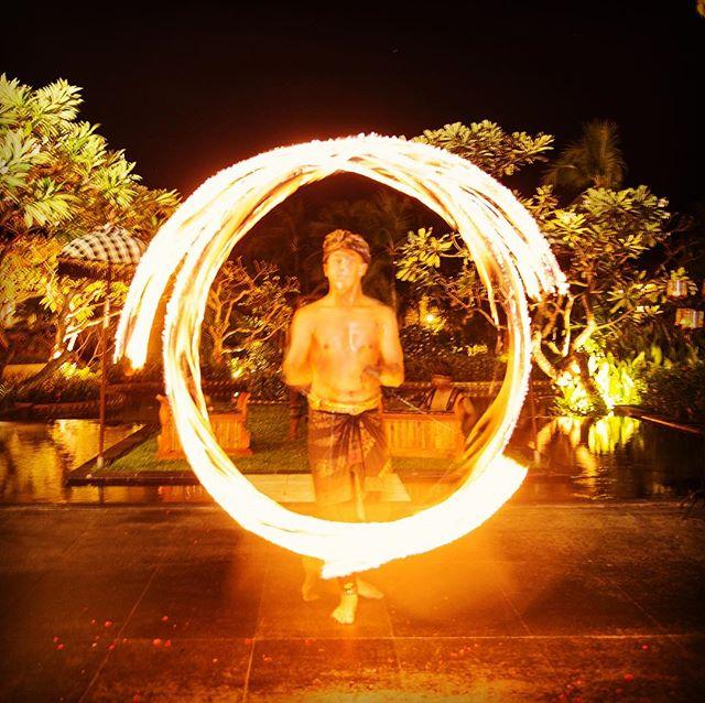 Circle of life - an impressive Balinese fire dance performance courtesy of Laguna Resort in Bali . . . . . #explorebali #indonesia #theluxurycollection #spglife #asian_wanderlust #destinasia #travelandleisureasia #letsgoeverywhere #travelgram #travelphotography #travelandlife #nakedplanet #roamtheplanet #worlderlust #welivetoexplore #exploretocreate #createexplore #artofvisuals #neverstopexploring #doyoutravel #justgoshoot #worldtravelbook #natgeotravelpic #cntraveler #passionpassport #tlpicks #bbctravel #beautifuldestinations #luxuryworldtraveler #flystayluxe