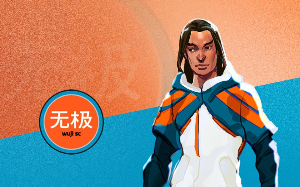 captain qigang lian leads up the wuji sports club in season 2 of mafl