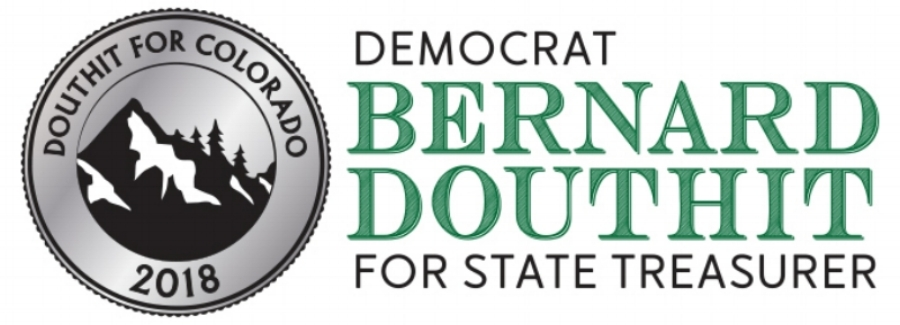 Bernard Douthit for State Treasurer