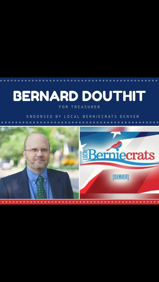 Local Berniecrat endorsement for BERNIE