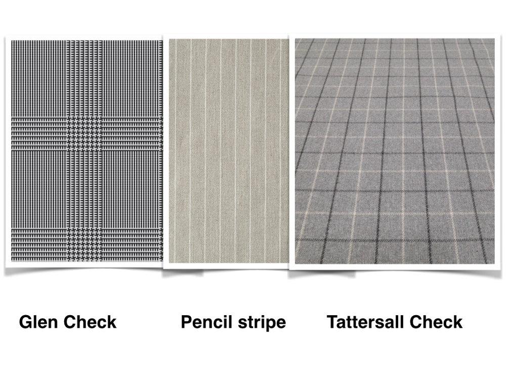 Trending - Throw back fabrics