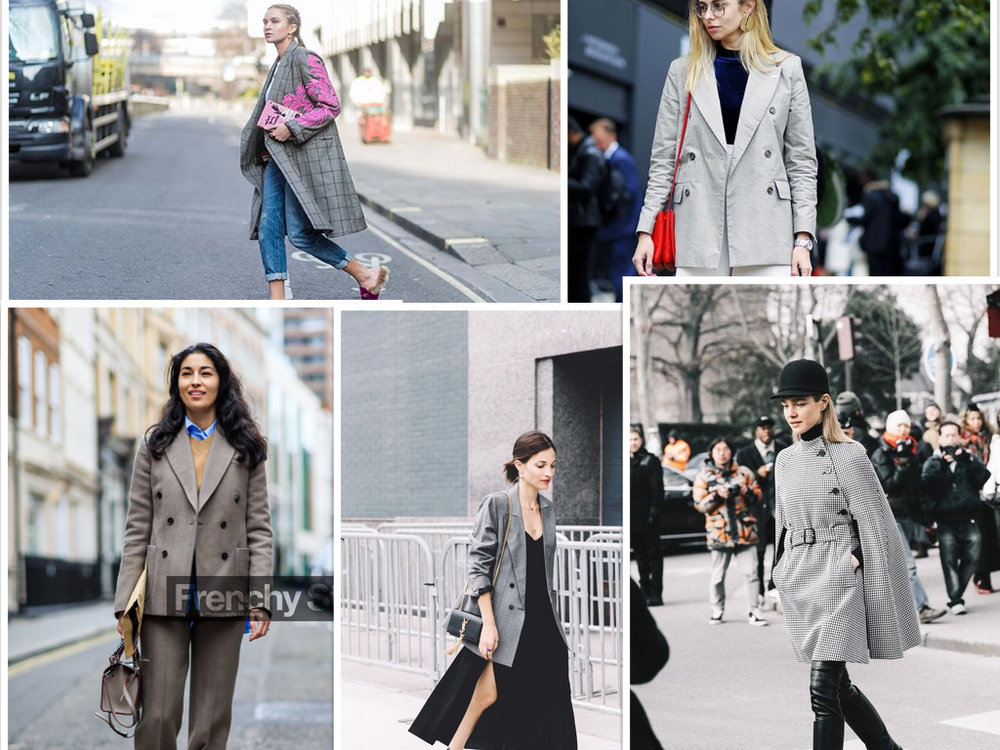 Street Style - Who is wearing what?