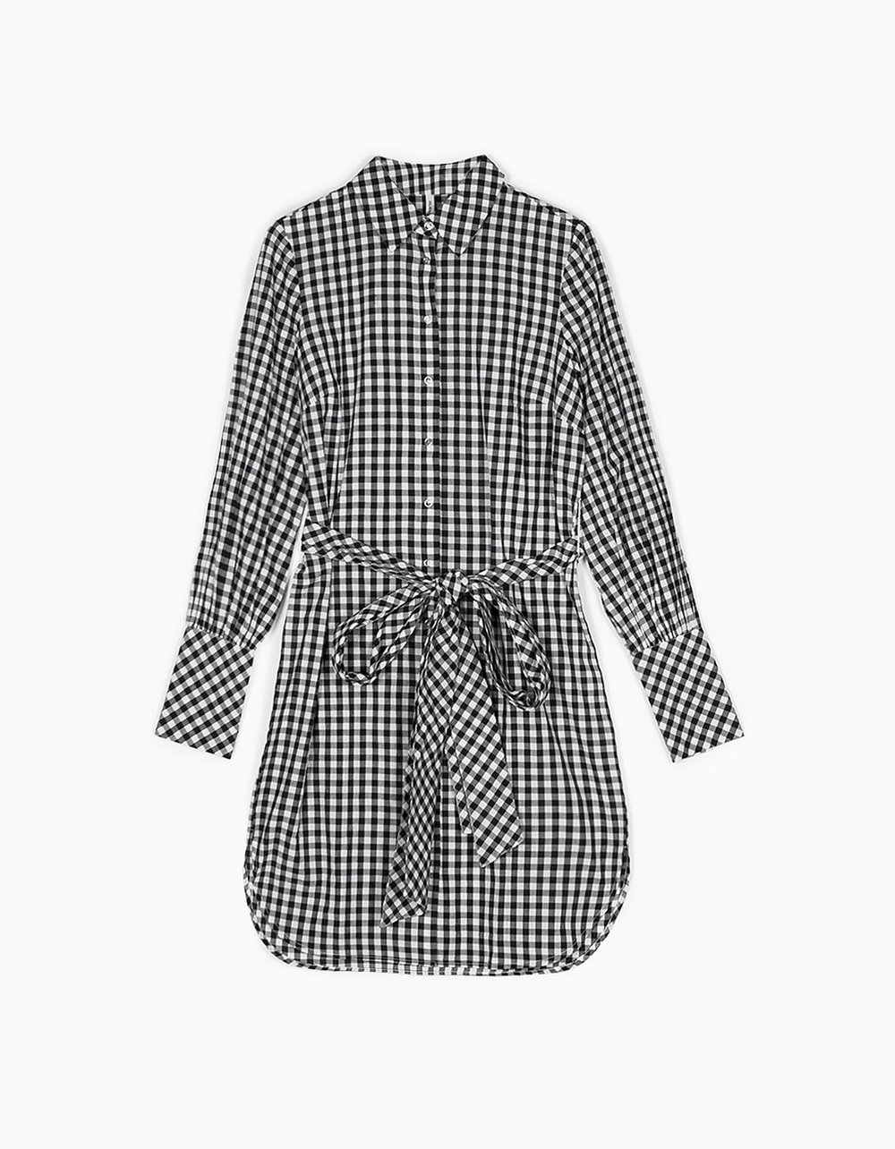 stradivarius shirt-dress - Out of stock :(