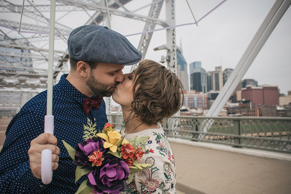 Elopement in the City