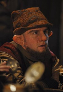 Faustino Di Bauda as Sleepy in Once Upon A Time