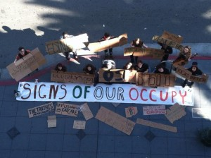 Signs of our Occupy