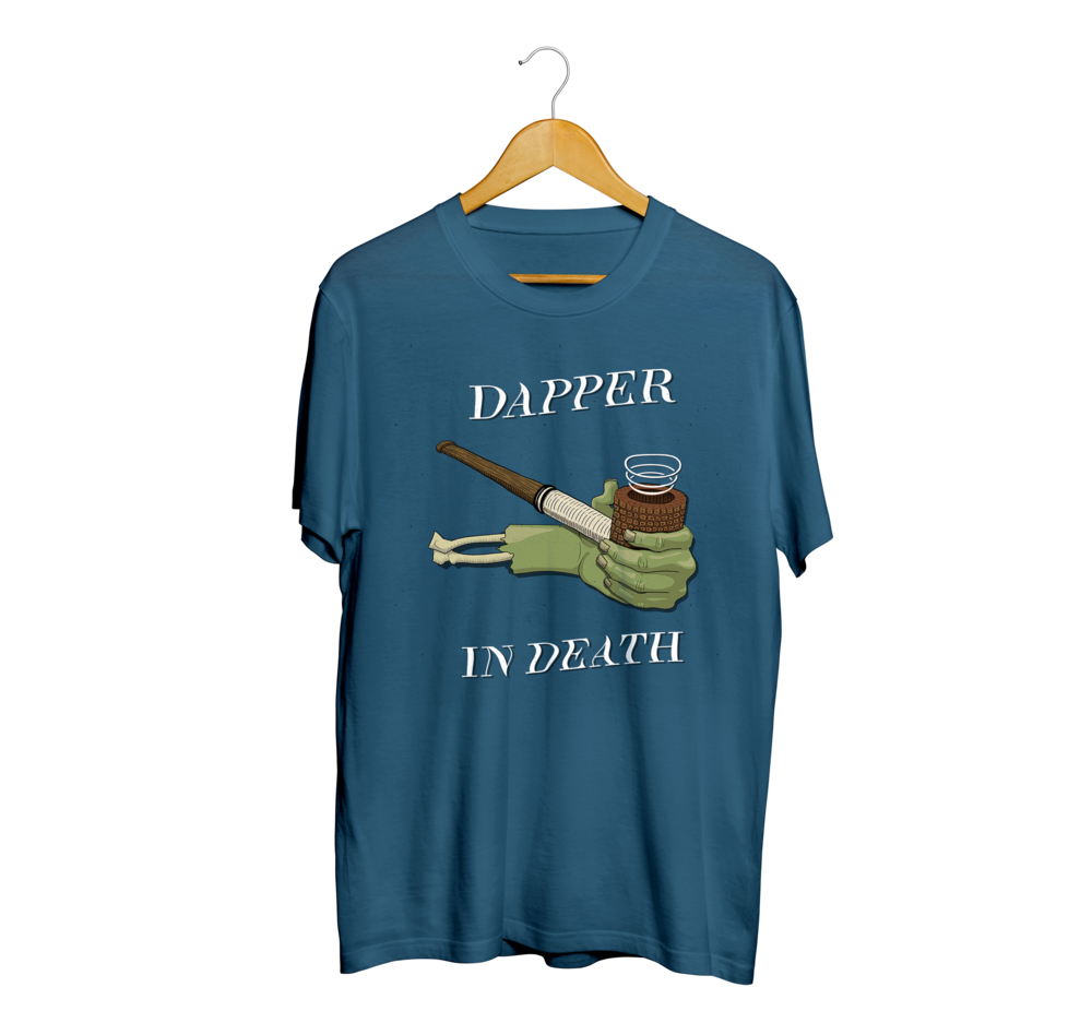 """Dapper In Death"""