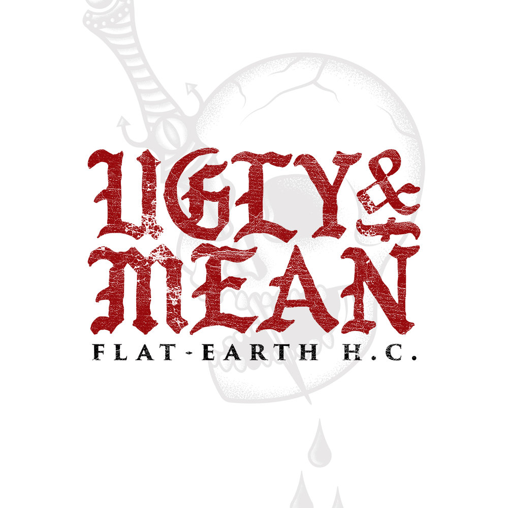 """Ugly & Mean"" Band Logo"