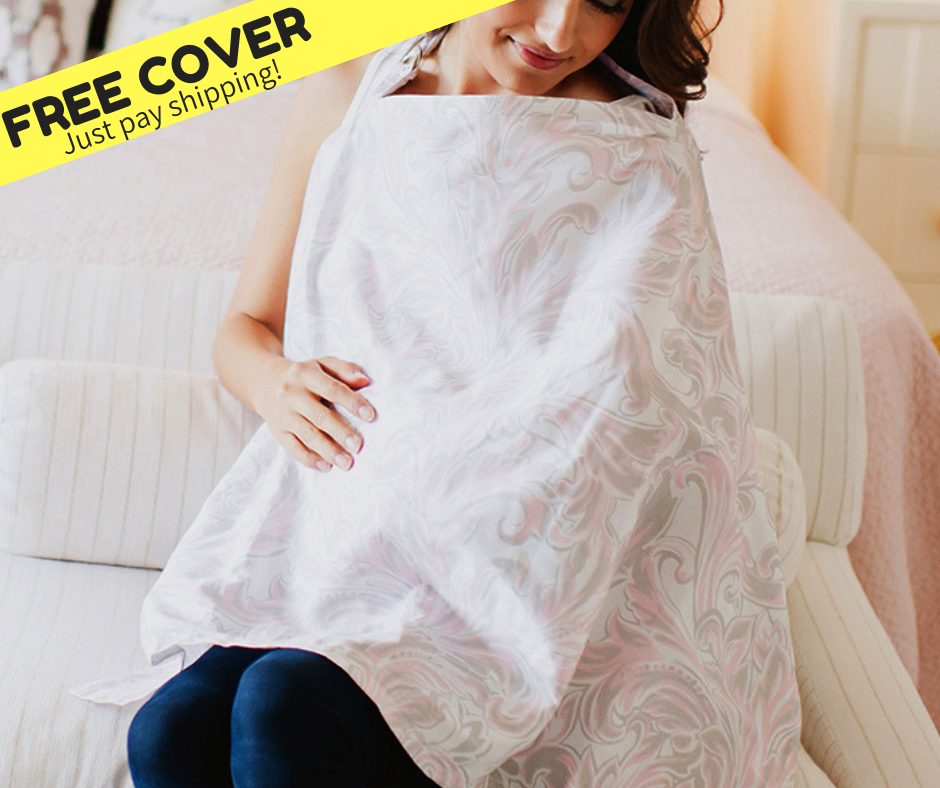 $35 OFF Nursing Cover by Udder Covers - Use the coupon code: MILKOLOGY1 at checkout