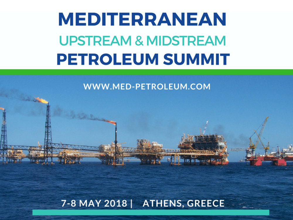 MEDITERRANEAN upSTReam & midstream petroleum summit