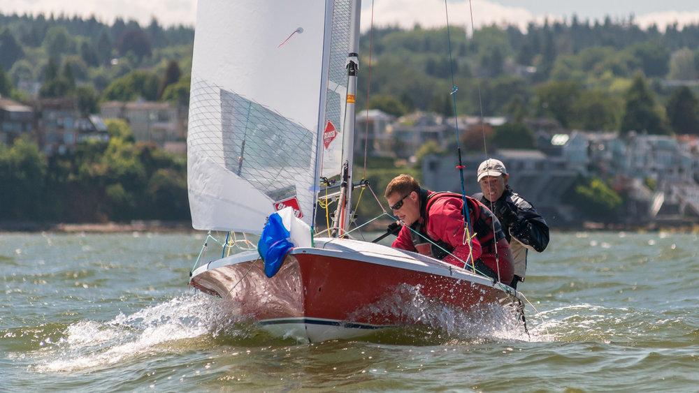 505 sailboat crew