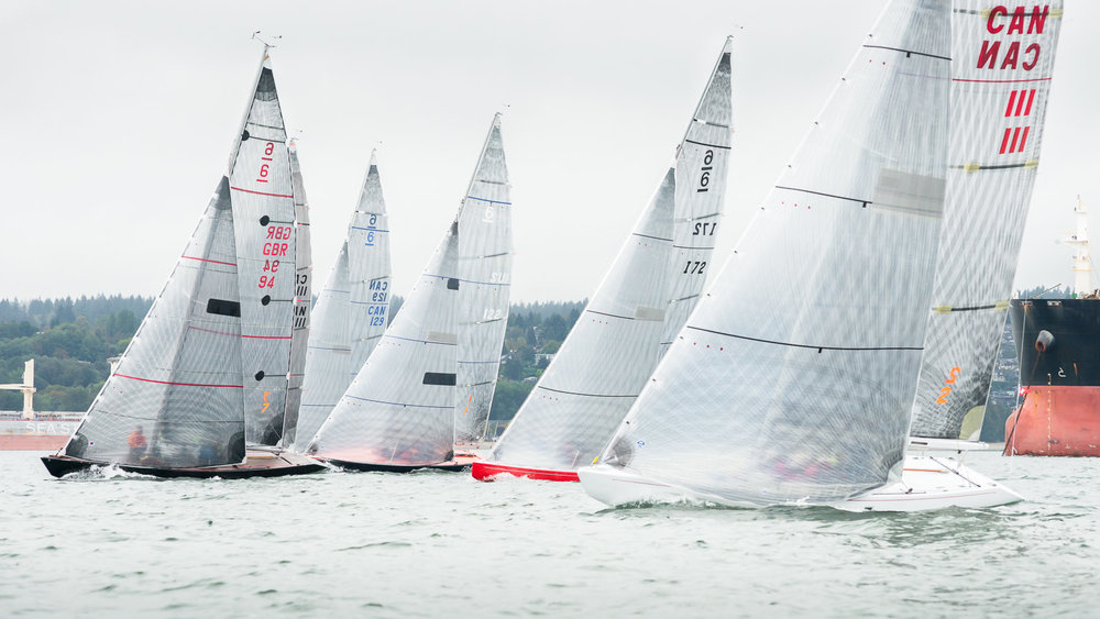 6 Metres after the start