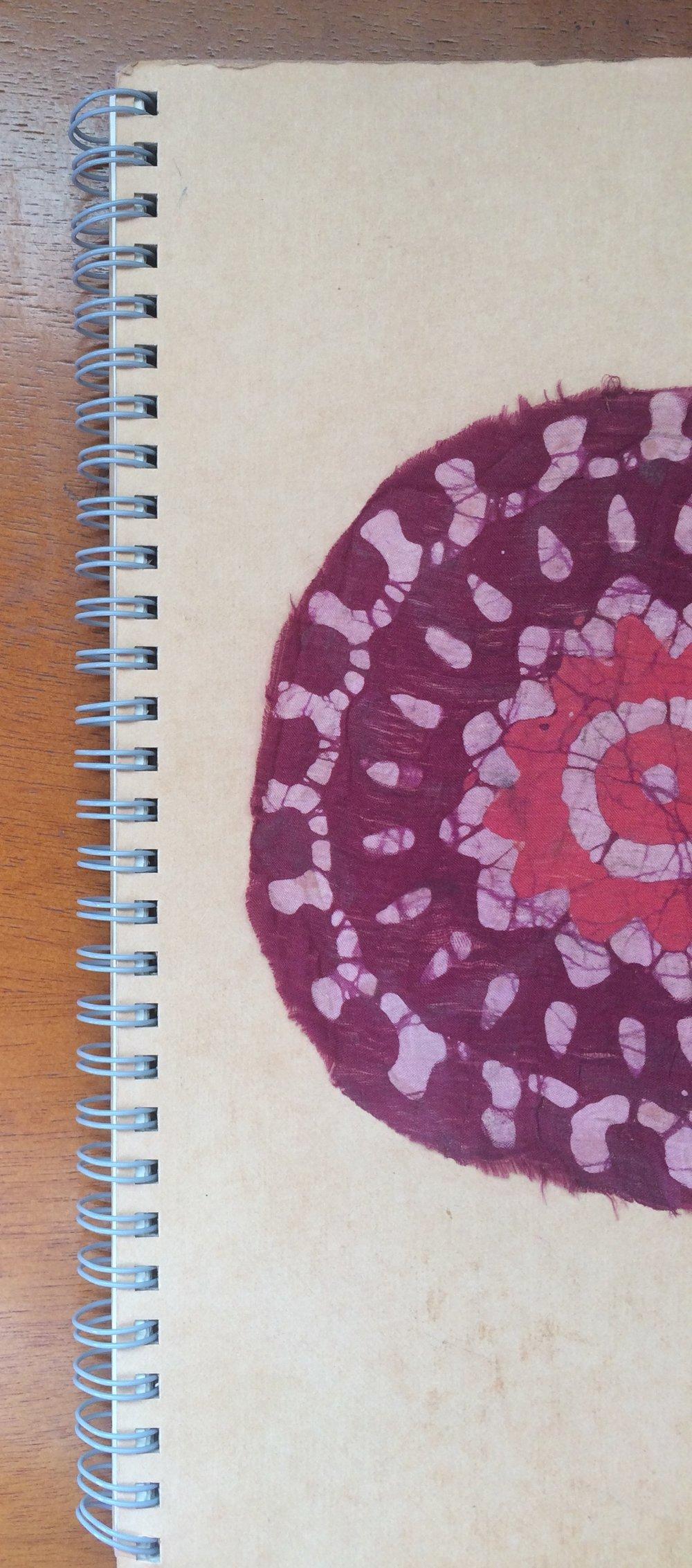um dos meus cadernos