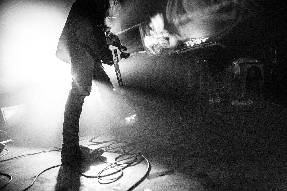 Live at Saint Vitus, Brooklyn.