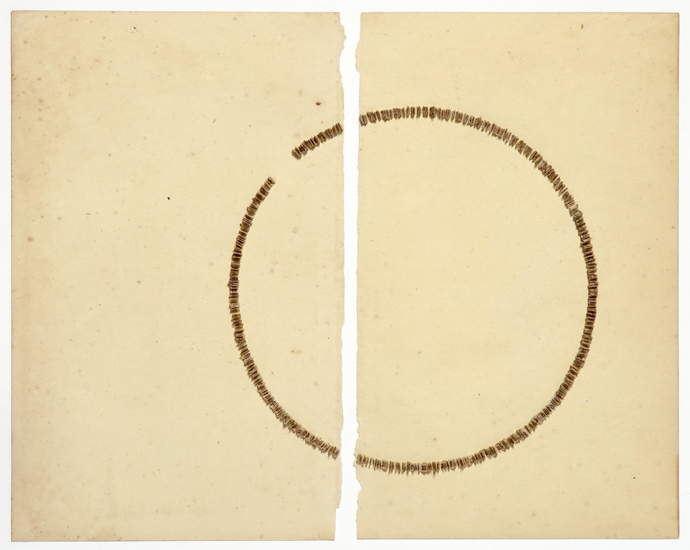 Heart Sutra (diptych)