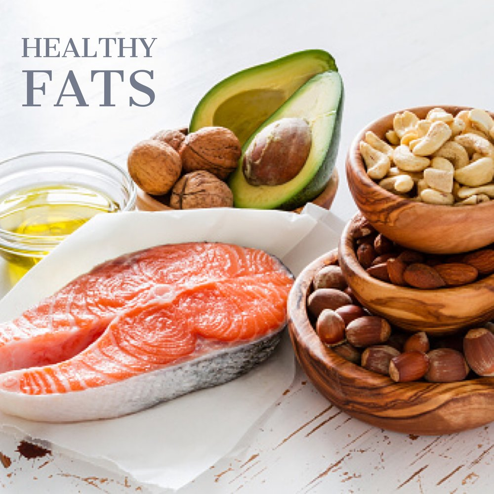 Healthy Fats - What You Should Know
