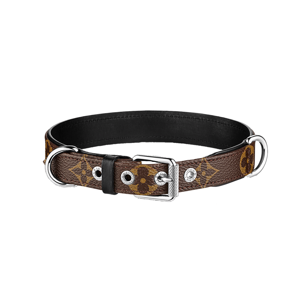 HEARTBEAT COLLAR - €395 $585MP2027MONOGRAM