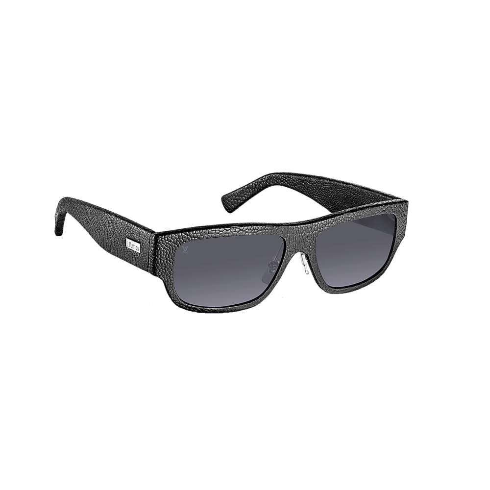 HEARTBEAT BLACK SUNGLASSES - €580 $860Z0919UBLACK
