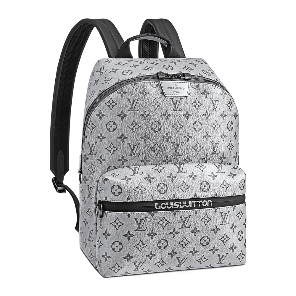 SS 18 APOLLO BACKPACK - €1750 $2360M43845MONOGRAM SILVER