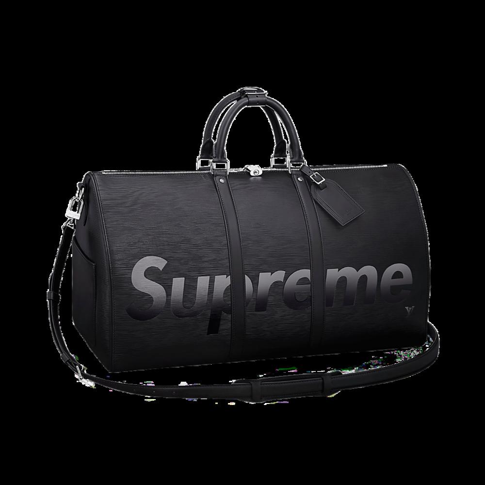 supreme keepall 55B - €2960 $4000M53467EPI BLACK