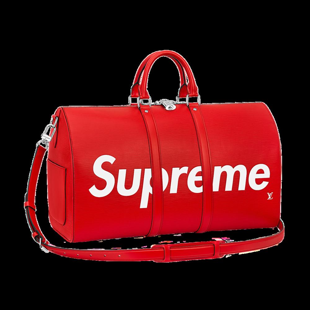 SUPREME KEEPALL 45B - €2690 $3650M53419EPI RED