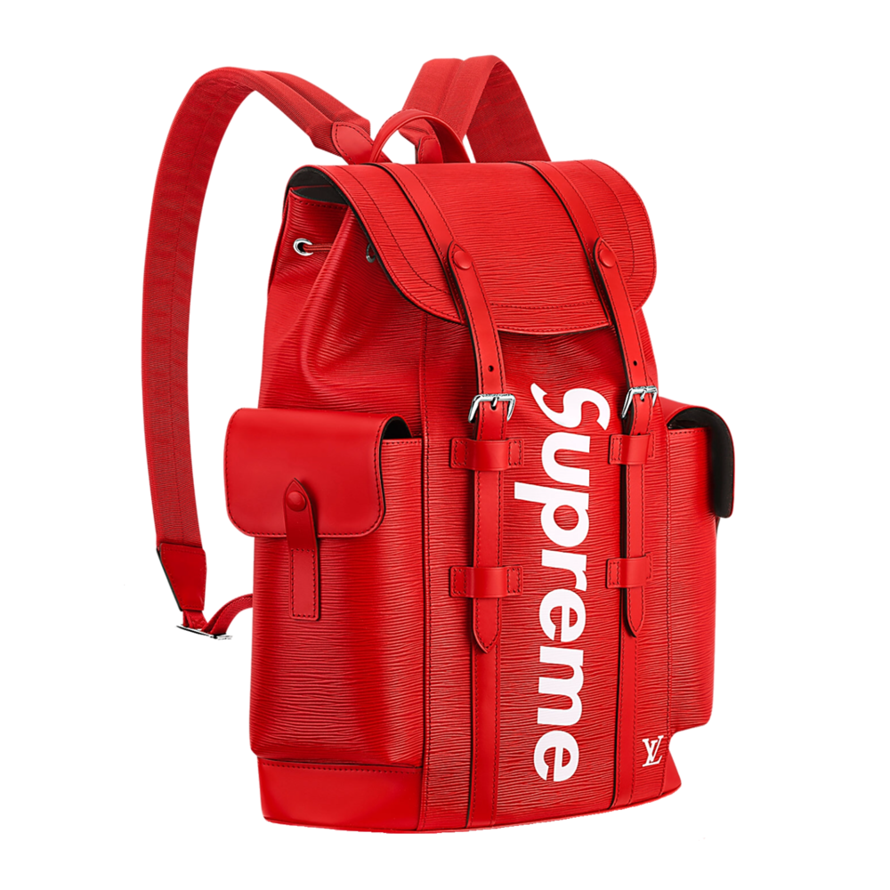 SUPREME CHRISTOPHER - €2960 $3900M53414EPI RED