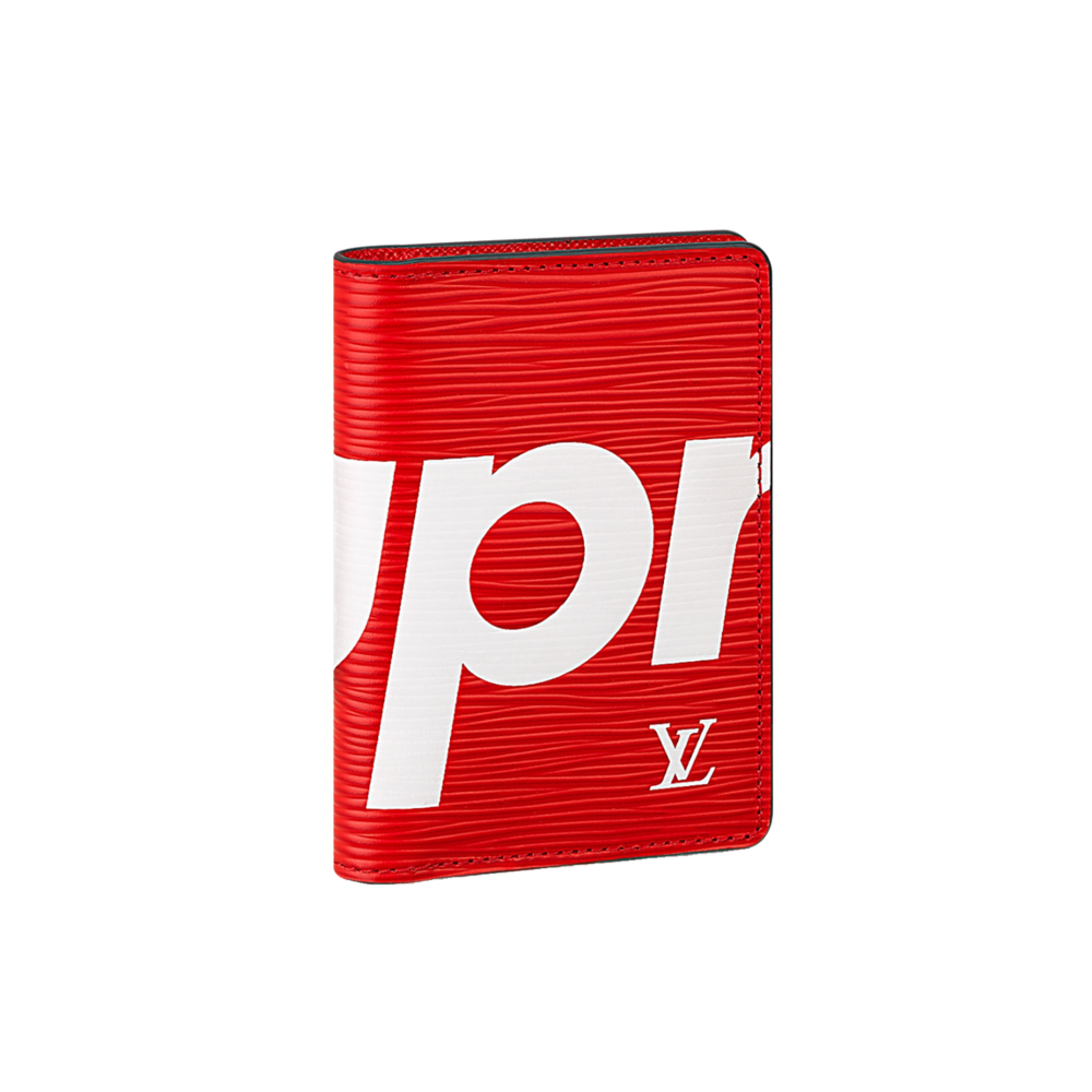SUPREME POCKET ORGANIZER - €300 $445M67714EPI RED