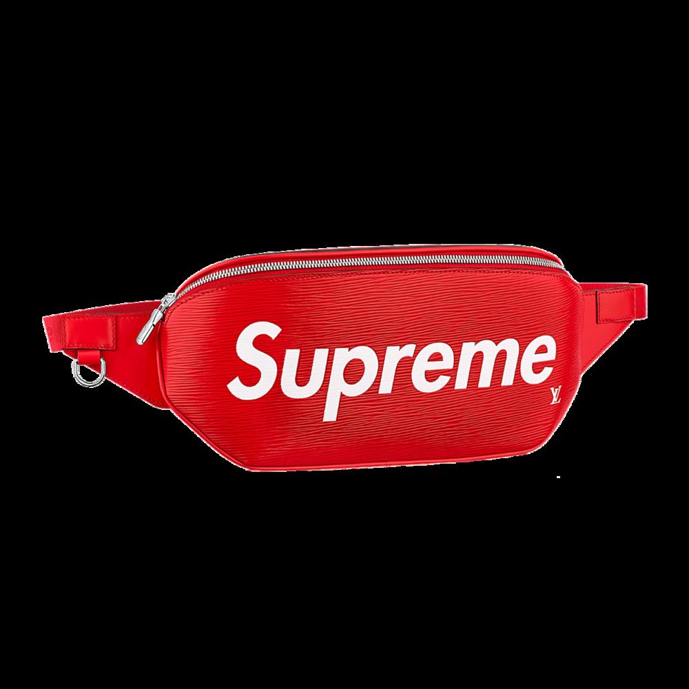 SUPREME BUMBAG - €1570 $2240M53418EPI RED