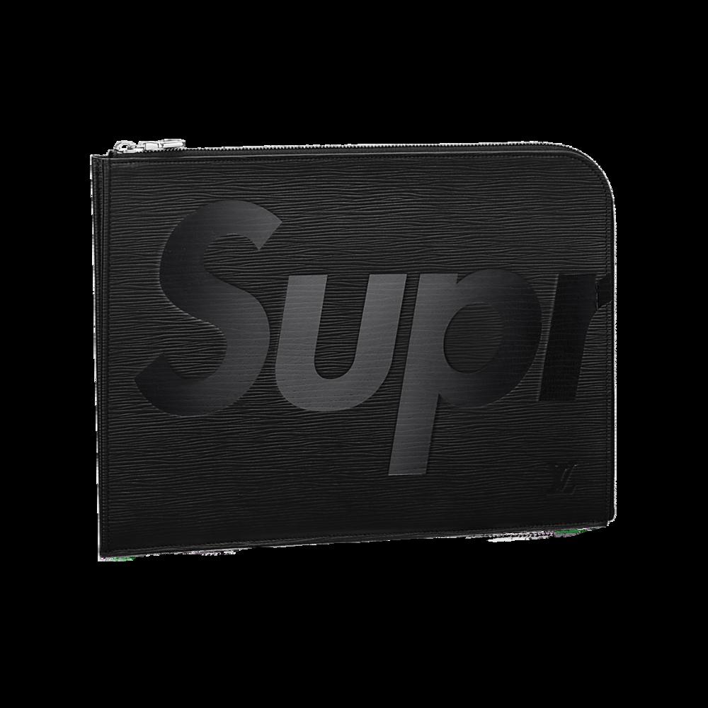 SUPREME POCHETTE JOUR GM - €600 $880M67754EPI BLACK