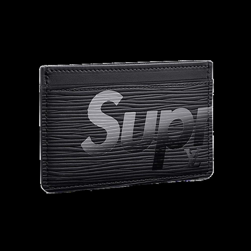supreme porte carte simple - €205 $305M67753EPI BLACK