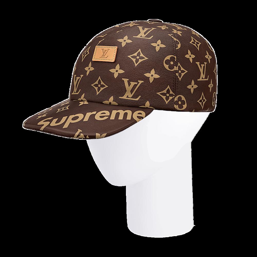 SUPREME STRAPBACK CAP - €495 $730MP1879MONOGRAM