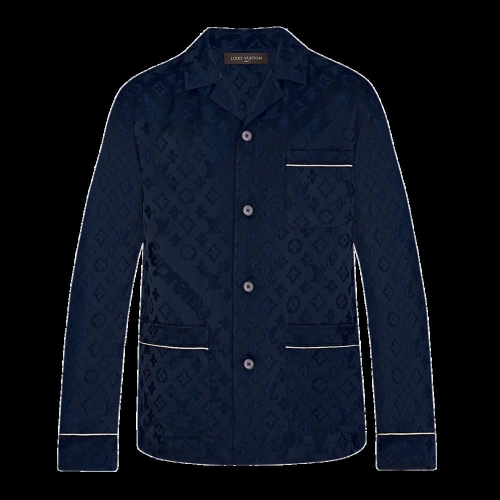 jacquard pyjamas - €1200 $15001A3FAZMARINE NUIT