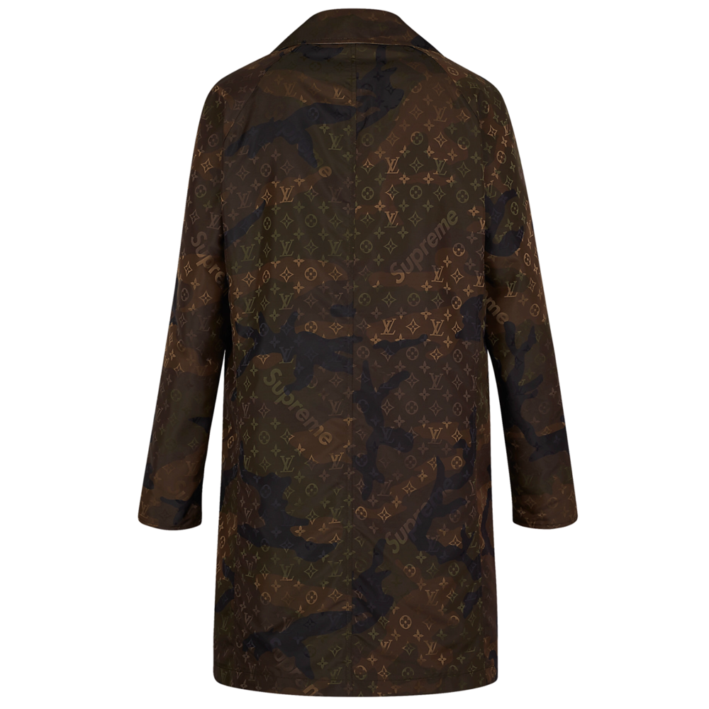 REVERSIBLE CAR COAT - €2300 $28701A3FPXCAMO