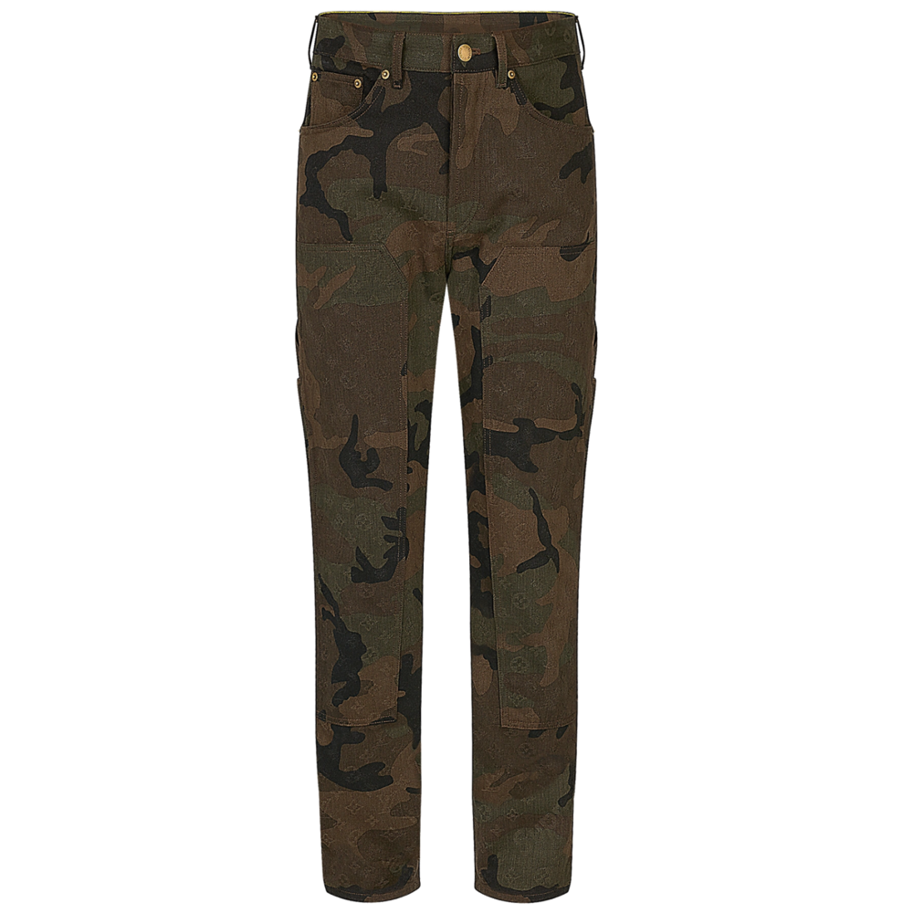 CARPENTER JEANS - €990 $12401a3fKLcamo