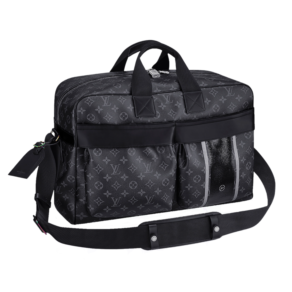 TRAVEL BAG - €2470 $3600M43412MONOGRAM ECLIPSE FLASH