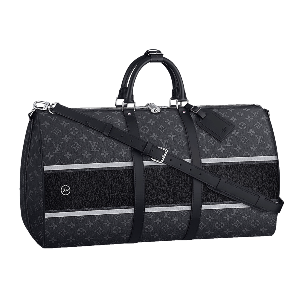 KEEPALL 45b - €1560 $2160M43413MONOGRAM ECLIPSE FLASH