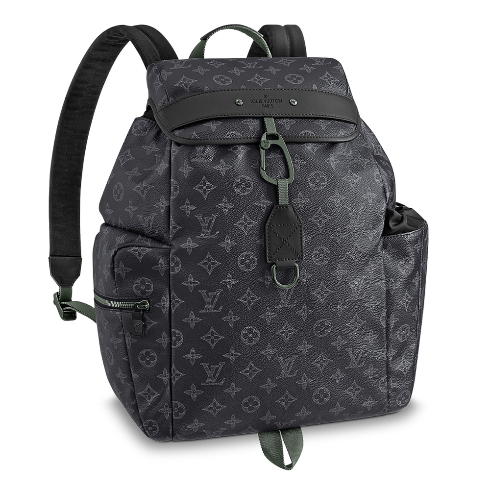 DISCOVERY BACKPACK - €2370 $3450M43694MONOGRAM INK BLACK
