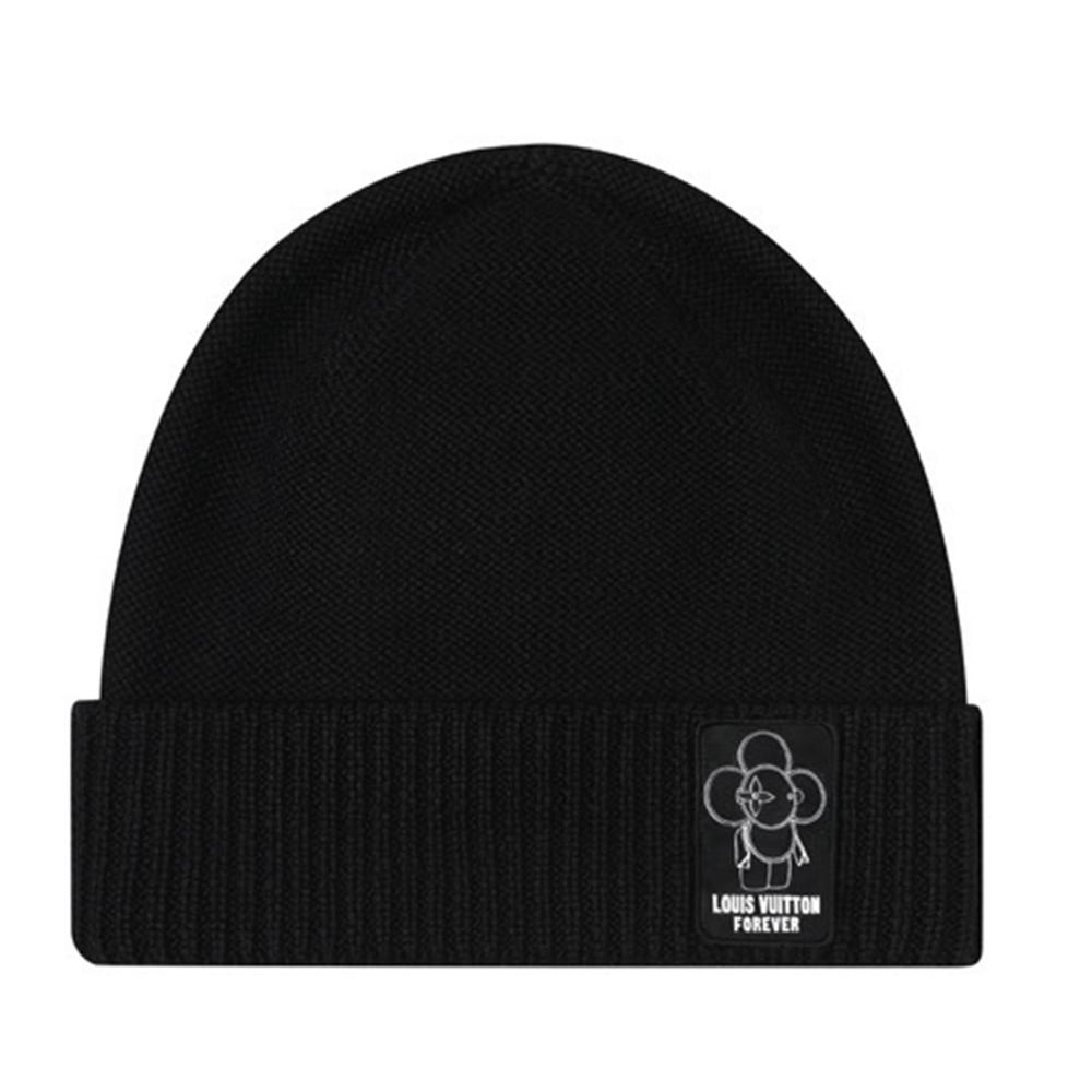 VIVIENNE HAT - €280 $410MP2090BLACK