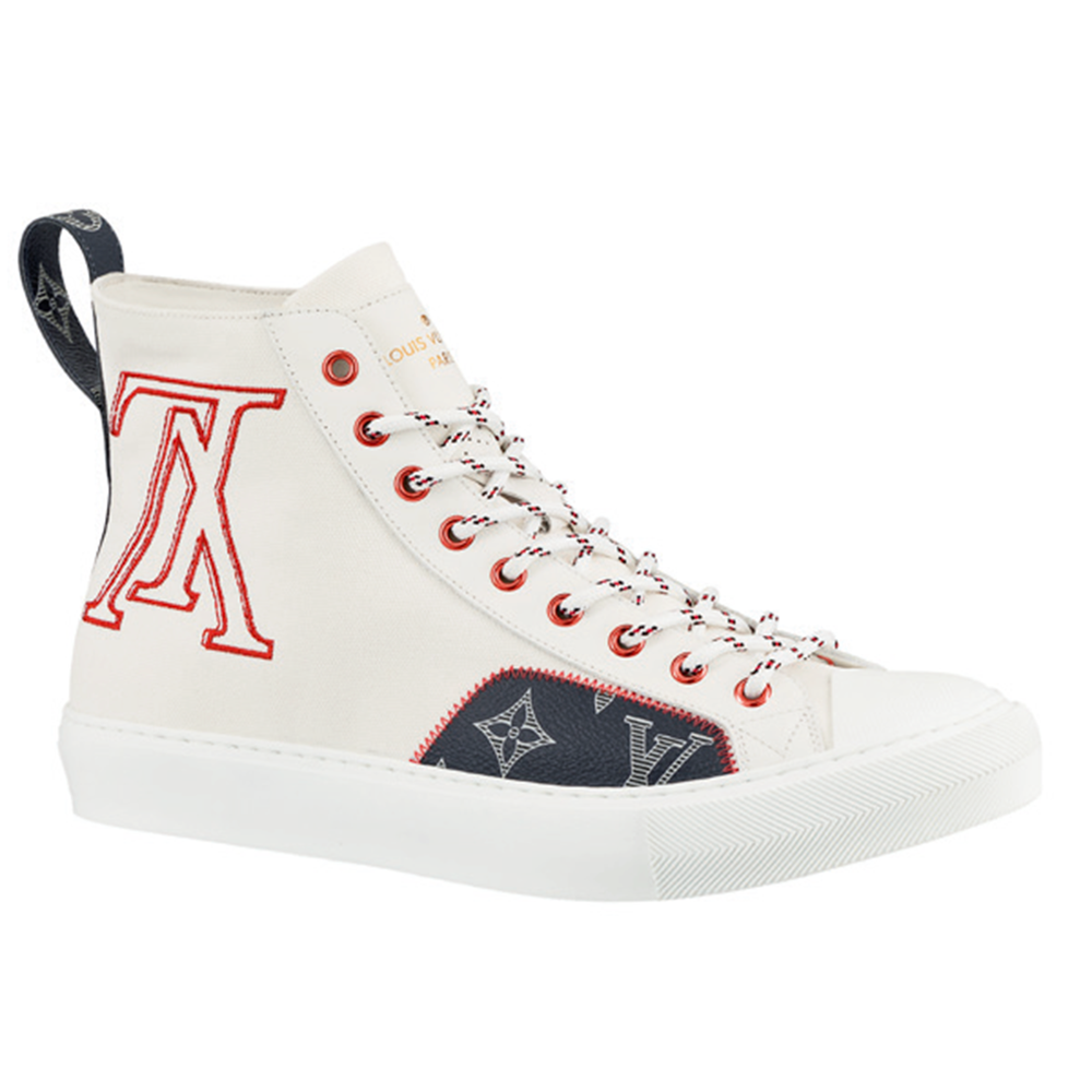 TATTOO SNEAKER BOOT - €590 $0001A4BEKWHITE