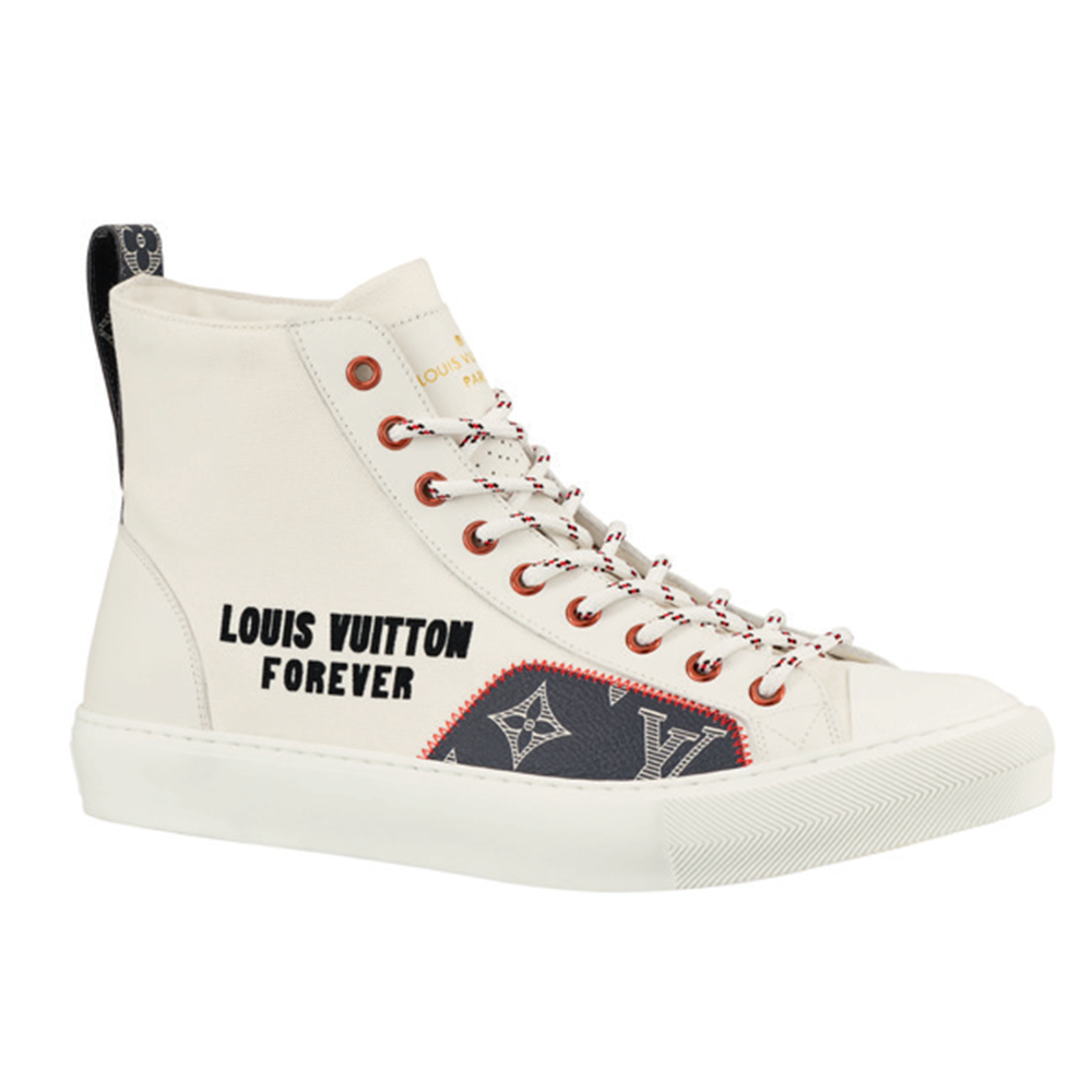 TATTOO SNEAKER BOOT 2 - €650 $00001A4ARRWHITE