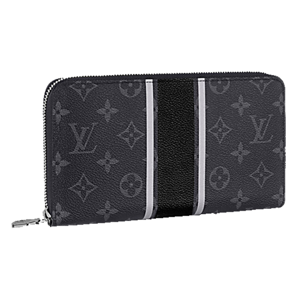 ZIPPY ORGANIZER - €715 $1050M64645MONOGRAM ECLIPSE FLASH