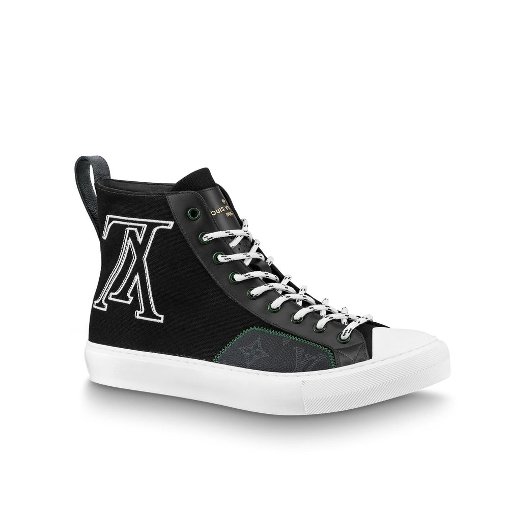 TATTOO SNEAKER BOOT - €590 $00001A4BE5BLACK